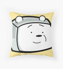 Ice Bear - We Bare Bears Boxheadz Floor Pillow