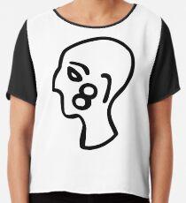 #Human #Ancient #Symbol, #History,  Phaistos Disc, Clip art Chiffon Top