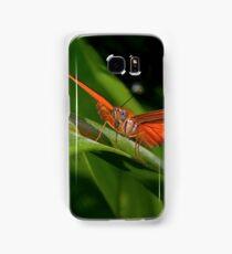 Julia Heliconian butterfly, (Dryas Iulia) Samsung Galaxy Case/Skin
