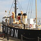 Port Huron Lightship  by mercale