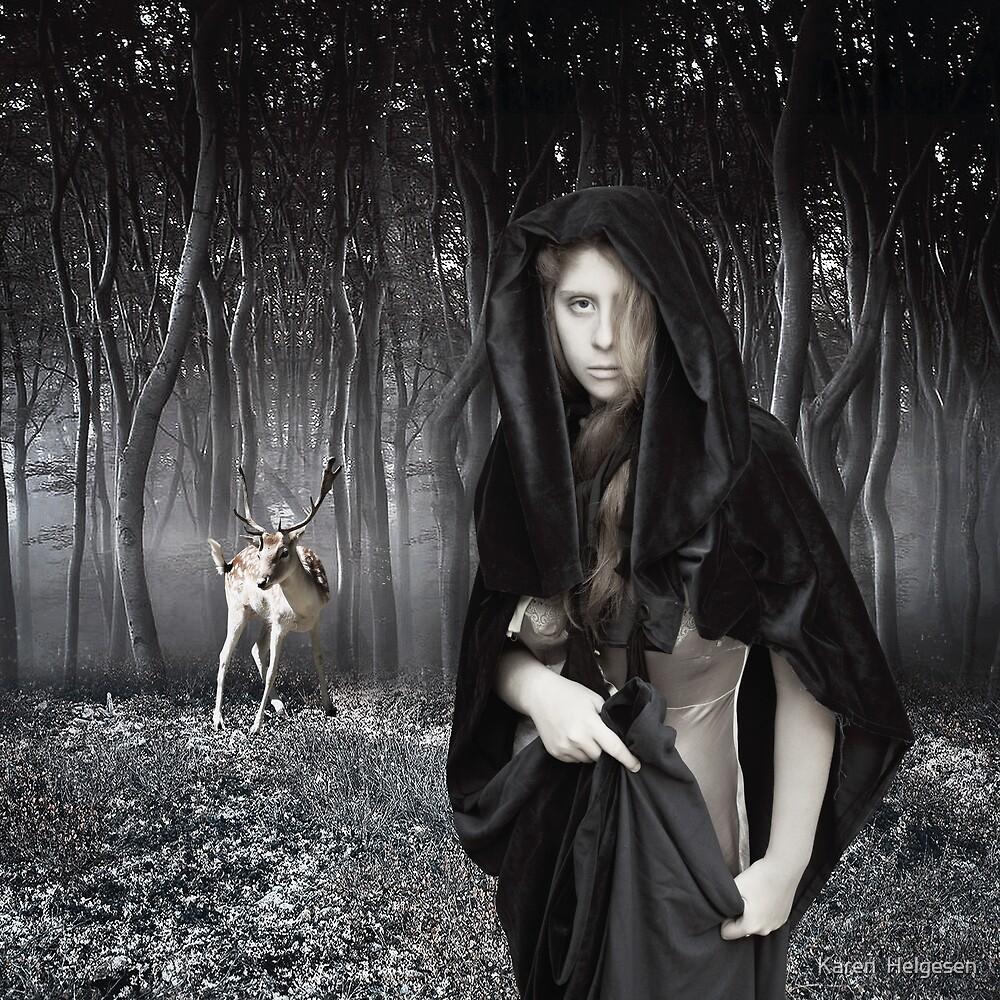 Whisper... by Karen  Helgesen
