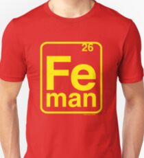 Iron Element Man Unisex T-Shirt