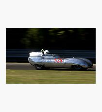Lotus 11 Photographic Print