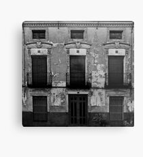 Old facade Metal Print