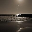 Jetty & The Sun by Tom Deters