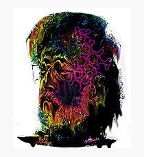 Terrance Mckenna LSD  Photographic Print