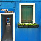 Burano - calle caletta by gameover