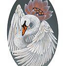 «Cisne» de Ruta Dumalakaite