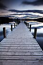 Coniston Jetty by Andy Freer