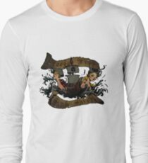 Loose Lips Sink Ships Tee Long Sleeve T-Shirt