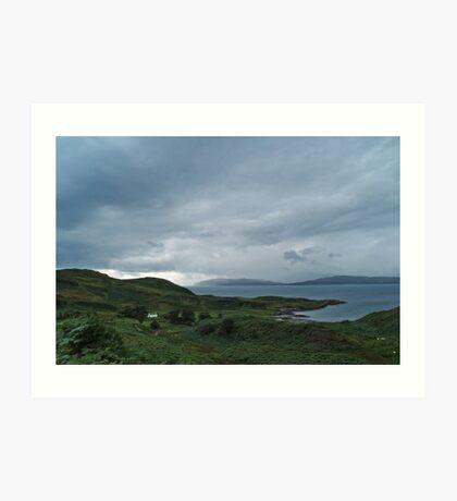 The Firth of Lorn 2 Art Print