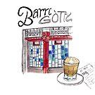 Barri Gòtic - Barcelona von Claudia Brüggen