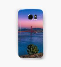 Golden Gate Bridge Samsung Galaxy Case/Skin