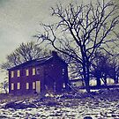 What Once Was a Warm Comfy Farmstead. by ericseyes
