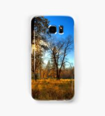 Yosemite National Park Samsung Galaxy Case/Skin