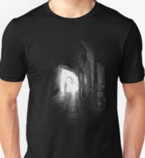 Jerusalem walk in Unisex T-Shirt