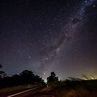 Road to the Stars by Dean Bailey