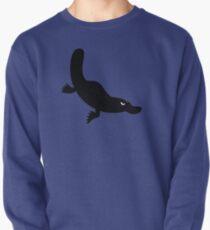 Angry Animals - Platypus Pullover Sweatshirt