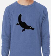 Angry Animals - Platypus Lightweight Sweatshirt