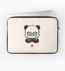Geek Chic Panda Laptop Sleeve