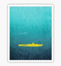 Yellow Submarine Quest Sticker