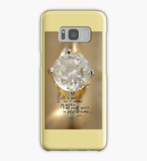 Shining Spirit © Vicki Ferrari Samsung Galaxy Case/Skin
