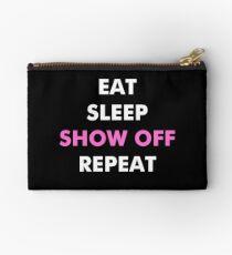 Dolph Ziggler - Eat, Sleep, Show Off, Repeat Studio Pouch