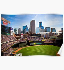 Target Field Poster