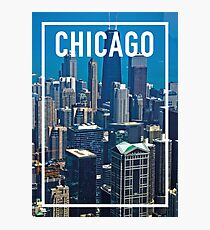 CHICAGO FRAME Photographic Print