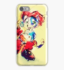 cat with boots iPhone Case/Skin