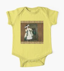 Antiques and Collectibles ~ Doll One Piece - Short Sleeve