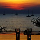 Sunset Dining, Darwin, NT by JuliaKHarwood