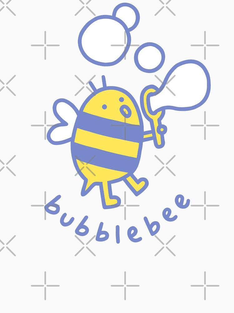 Bubblebee by obinsun