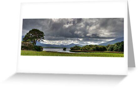 Killarney Lakes, Killarney, Ireland by Bob Culshaw
