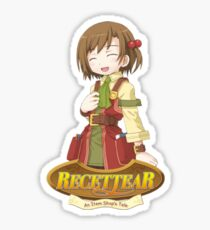 Recettear: An Item Shop's Tale Sticker
