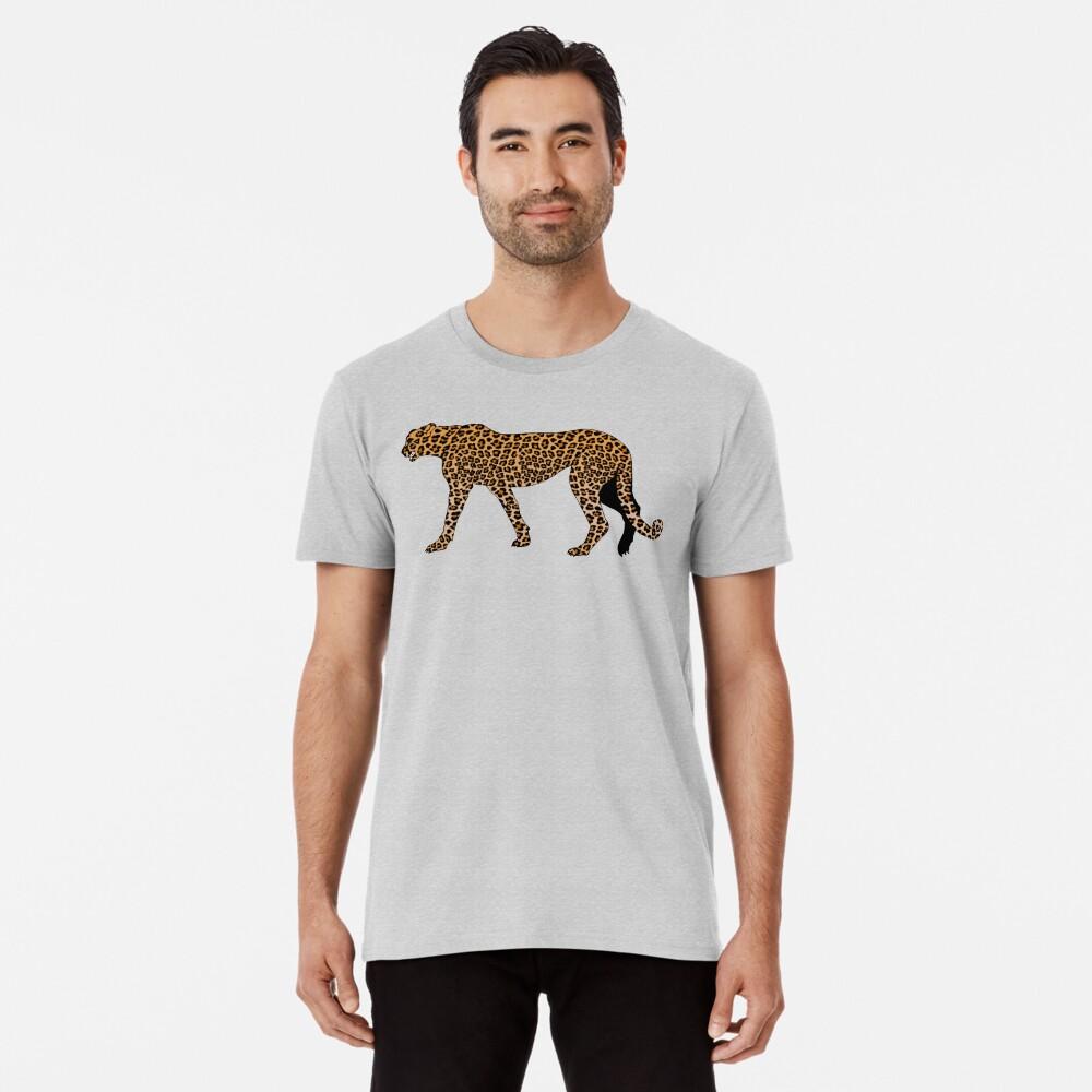 Leopard print Premium T-Shirt