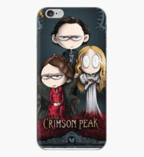 Little Crimson Peak Poster iPhone Case