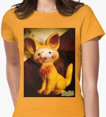 Foxy Krispy Womens Fitted T-Shirt