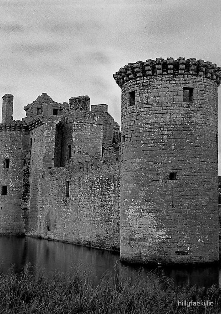 Castle Ruins by hillyfaekillie