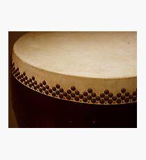 temple drum Photographic Print