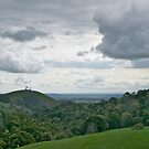 View from Dumbalk, over Foster,  to Corner Inlet, Victoria by johnrf