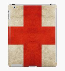 England iPad Case/Skin
