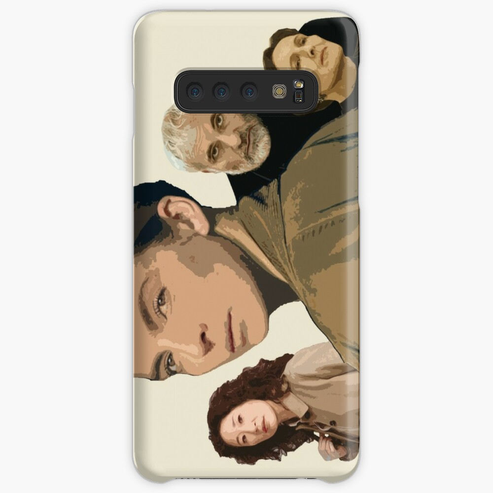 Killing Eve Comic-Style Poster Case & Skin for Samsung Galaxy