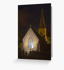St Johns Church Greeting Card