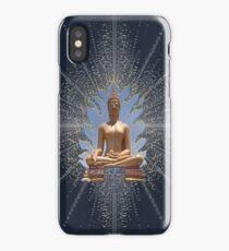 Buddha Statue - Enhanced  iPhone Case/Skin
