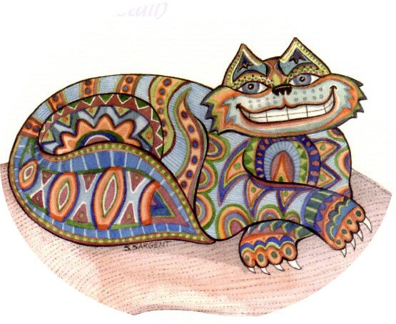 Cheshire 1 by Sally Sargent