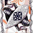 Gil-galad the Scion of Kings (color) by Karolina Wegrzyn