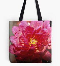 Tranquil Dahlia Beauty Tote Bag