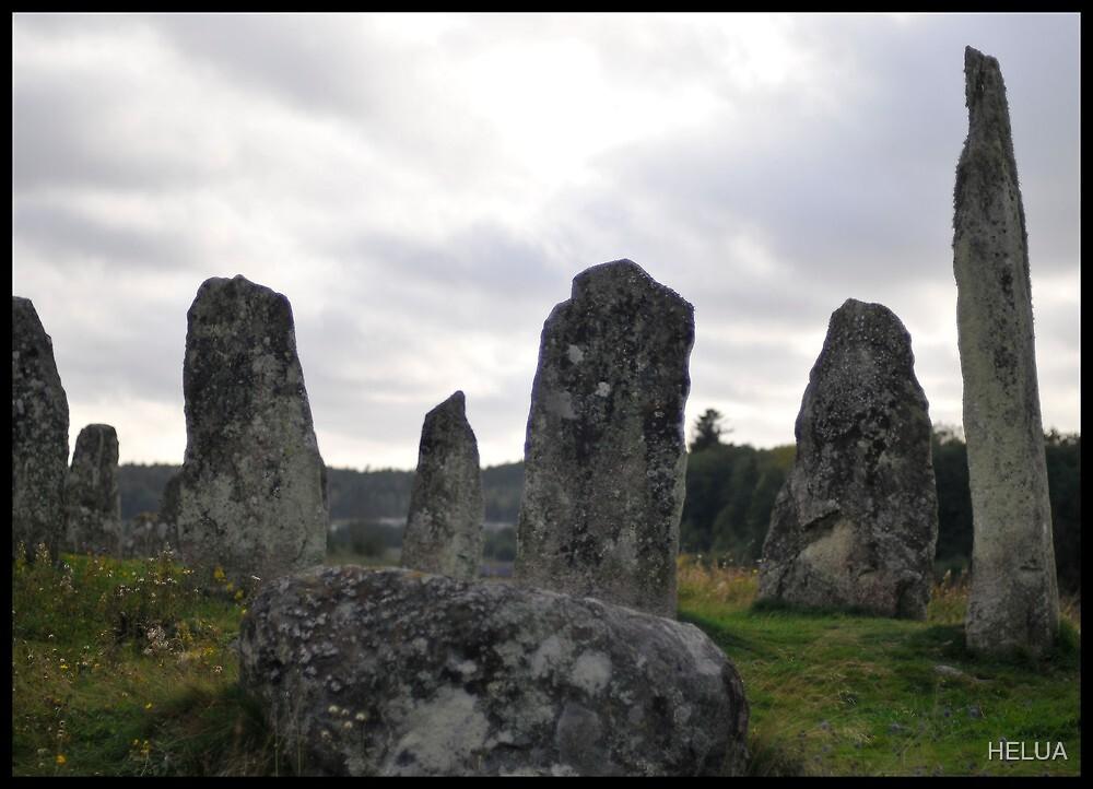 Heritage in Stone at Blomsholm Bohuslän by HELUA