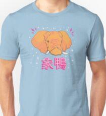 Elephant Duck Kanji Slim Fit T-Shirt